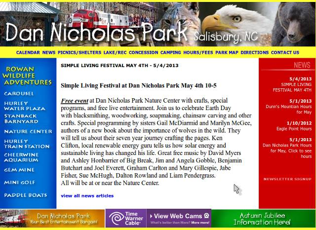 Dan Nicholas Park
